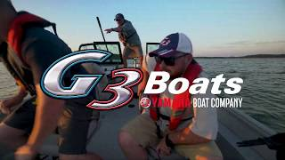 Instant Rebates On G3 Boats Thru March 31, 2019