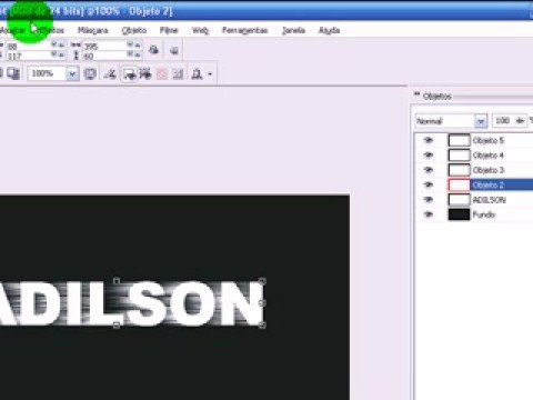 Video-aulas Suite Corel (Draw x Photopaint) - Aula 78