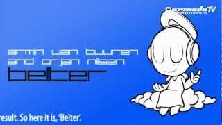 Armin Van Buuren & Orjan Nilsen - Belter (Original Mix)