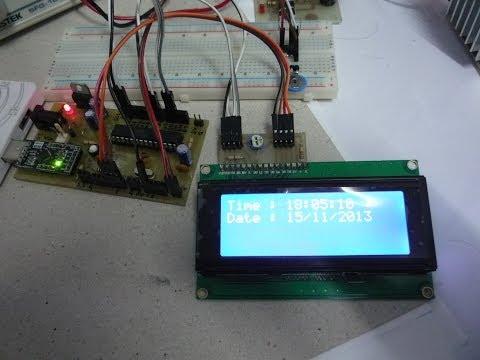การเชื่อมต่อArduino กับ DS1307 ( RTC module ) อย่างง่าย ด้วยวิธีแบบบ้านๆ