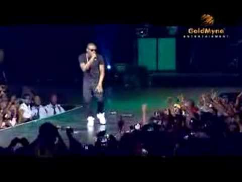 Olamide's Performance  Colourful World Of More video