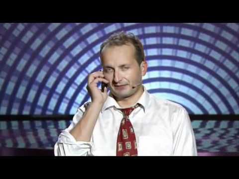 Kabaret Moralnego Niepokoju - Telefon do ojca