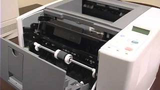 HP LaserJet  P3005 Printer Overview
