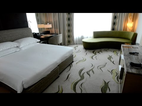 NEW: Hilton Capital Grand Abu Dhabi Executive Room Tour