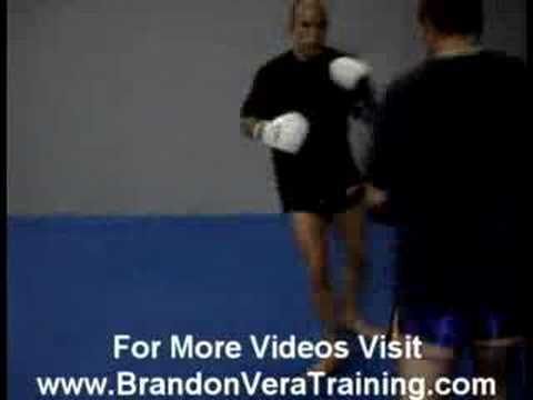 Brandon Last Training For UFC 65 Image 1