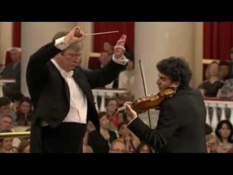 Itamar Zorman Berg Violin Concerto 1 of 2 ????? ?????