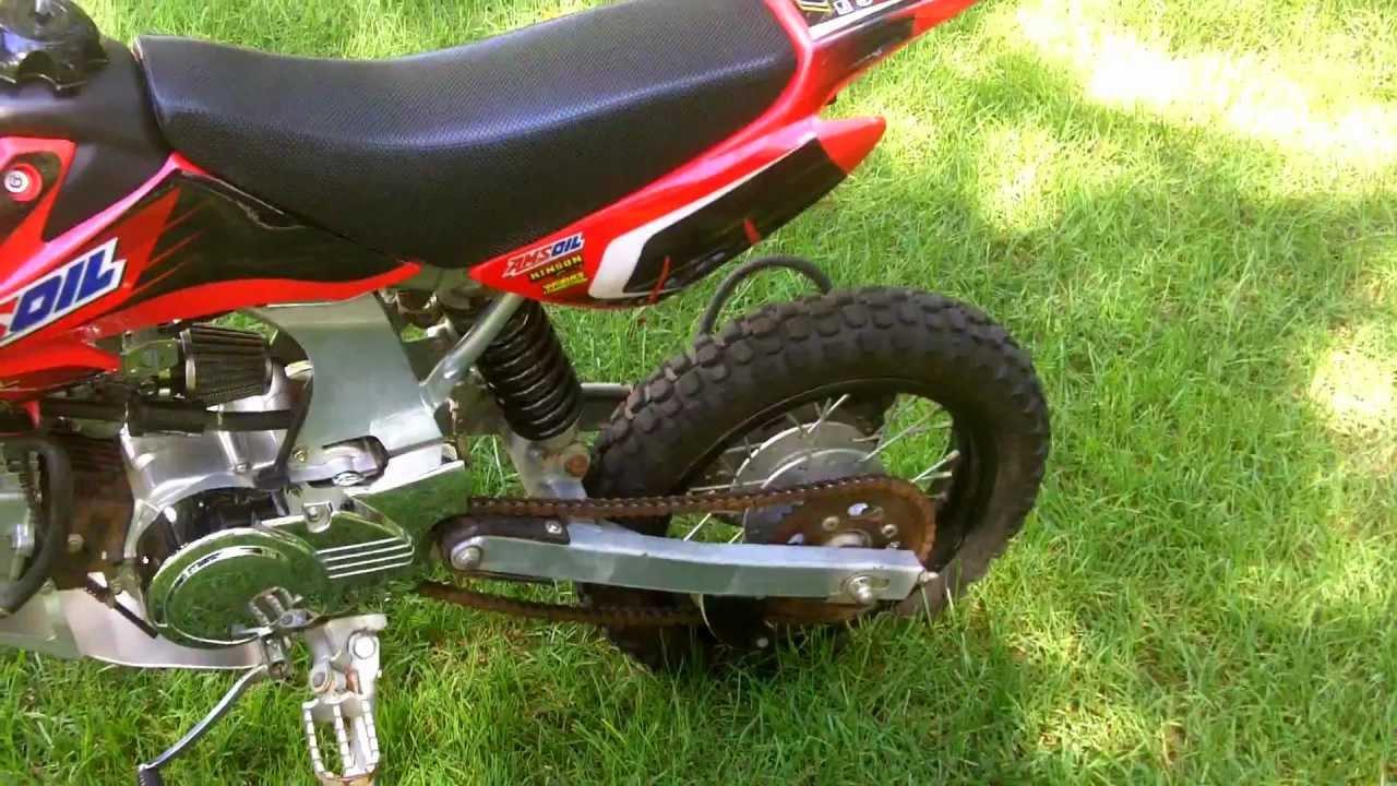 Bikes Kc Pit Bike Review KC XR