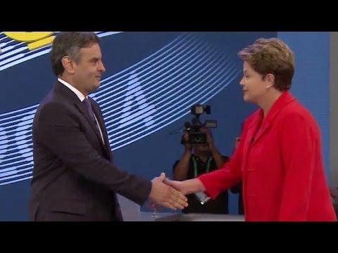 Pesquisas mostram Dilma na frente