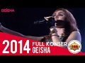 Geisha  Pergi Saja Live Konser Palembang 19 Feb 2014