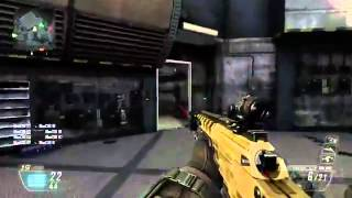 Turbine Map  - Call of Duty Black Ops 2 Multiplayer
