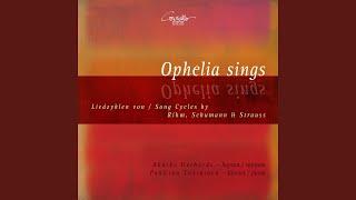 Ophelia Sings Für Sopran Und Klavier No 3 They Bore Him Bare Faced On The Bier