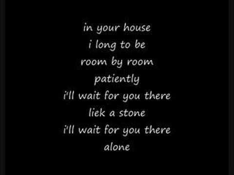 AudioSlave-Like a Stone W/ Lyrics