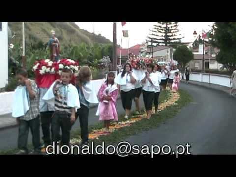 Festa de Nossa Senhora da Gra�a   Faial da Terra