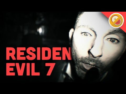 I HATE SCARY GAMES! | Resident Evil 7 Demo Gameplay