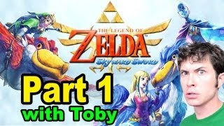 Let's Play Zelda_ Skyward Sword - NAME SONG - Part 1