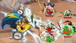 NEW EVENT UNDER THE CLOUD OF NIGHT! (Season 3) - Angry Birds Epic Part 2