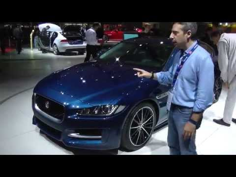 Jaguar XE | Salone di Parigi 2014. HDmotori.it