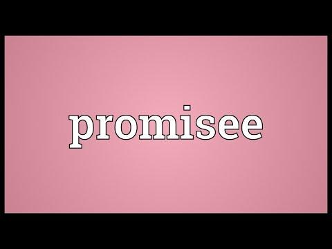 Header of promisee