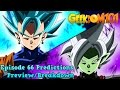 foto Super Saiyan Blue Vegito vs Zamasu! Dragon Ball Super Episode 66 Preview