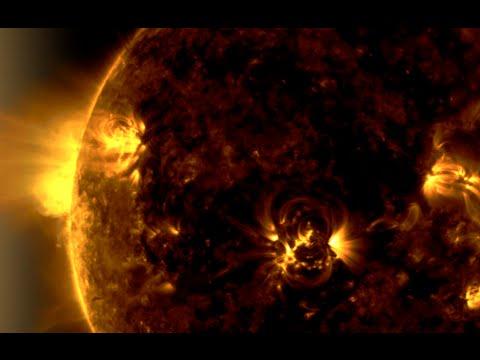 Space Weather, MagField, Van Allen Current | S0 News May 20, 2016