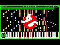 IMPOSSIBLE REMIX Ghostbusters Theme mp3
