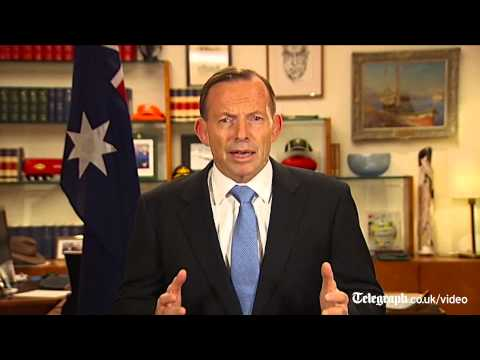 PM Tony Abbott pays tribute to cricket star Phillip Hughes