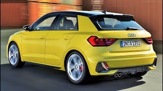2019 Yellow Audi A1 - Sporty, Powerful and Efficient