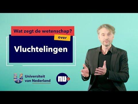 VERKIEZINGEN 2017: Vluchtelingen - Politiek Geograaf Henk van Houtum