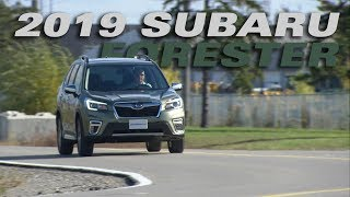 The 2019 Subaru Forester - Test Drive