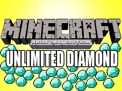 NEW UNLIMITED DIAMOND GLITCH - Minecraft Xbox 360 Edition (UNLIMITED ITEMS)
