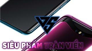 Vivo NEX và Oppo Find X smartphone tràn viền thực thụ là đây