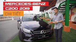 Cảm nhận nhanh MERCEDES C200 2019: Tham vọng lấy khách từ Camry 2.5Q? | Whatcar.vn