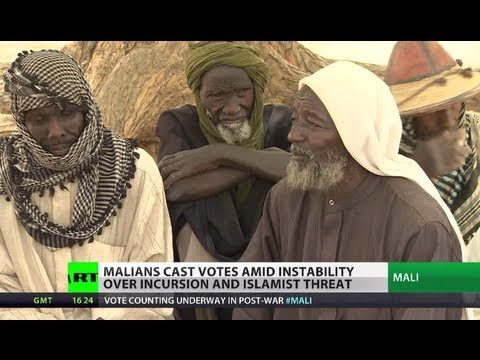 Poll for Peace: Mali hopes for end of violence amid radical Islamism