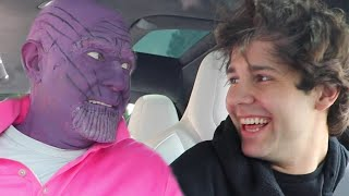 SURPRISING VLOG SQUAD AS THANOS FROM AVENGERS: ENDGAME!! (NO SPOILERS)