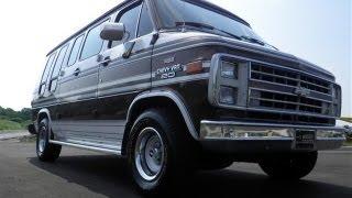 sold. 1990 CHEVROLET MARK III CONVERSION VAN 55,921 MILES AT WILSON CO MOTORS LEBANON,TN