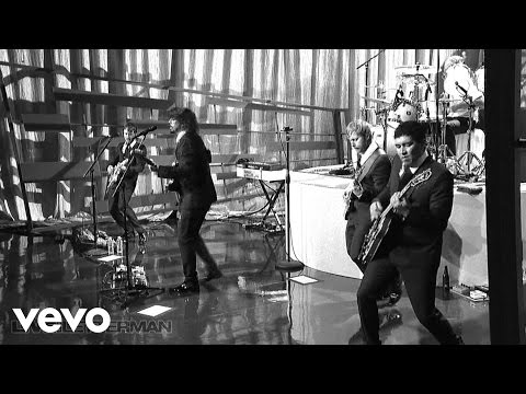 Foo Fighters - All My Life (Live on Letterman)