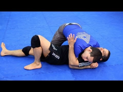 How to Do 3 Side Control Escapes | MMA Fighting Image 1