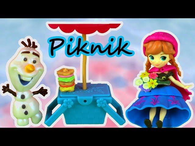 Disney Frozen • Niespodzianka Olafa • bajki po polsku