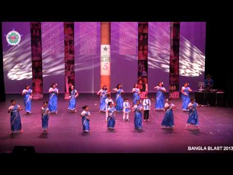 Bangla Blast 2013:  Uttar Dakkhin Dance