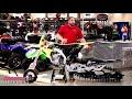 Suzuki RMX450Z & Camso DTS 129 Snow Bike Kit