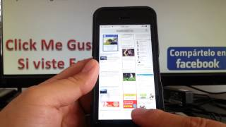 tutoriales iOS 8 como borrar historial de safari iPhone 5S 5 4s