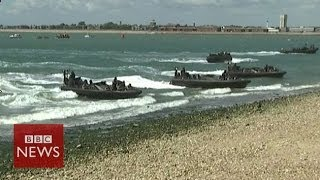 D-Day: 70 years on - BBC News