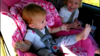 Baby Is Fast Asleep Until Her Favorite Song Comes On   CUTE!   Cute Videos