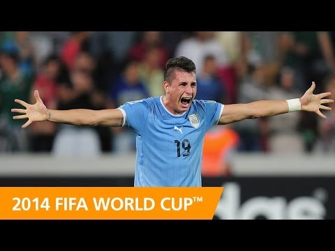 Brazil 2014 Stars to Watch: Jose Maria Gimenez