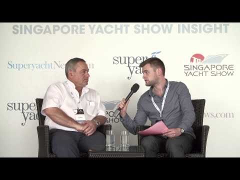 Scott Walker of Asia Pacific Superyachts
