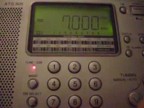 7000kHz pirates remain