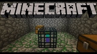 Minecraft: How to find a dungeon in 2,5 minutes!