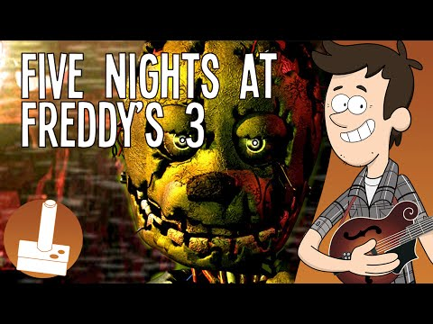 MandoPony Plays: Five Nights at Freddy's 3