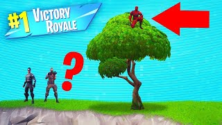 HIDE & SEEK in FORTNITE Battle Royale (#1 Victory) LIVE