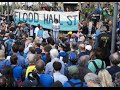 Thousands #FloodWallStreet To Target Institutions Profiting from Climate Change  - نشر قبل 2 ساعة